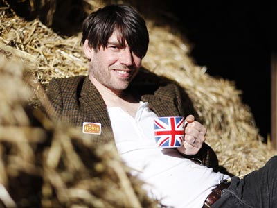 Alex james gives city slickers a slife of country life