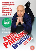 Review: Andy Parsons - Gruntled Live