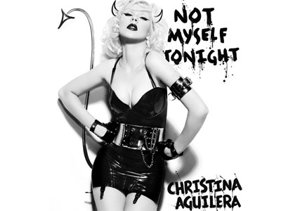 Christina aguilera comeback single 'not myself tonight'