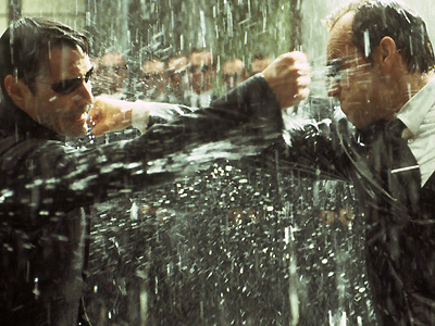 Confusing films - matrix revolutions