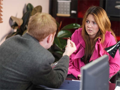 EastEnders engagement