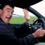 Jeremy Clarkson  Top Gear  driving  drive car  bloke  wave waving hello