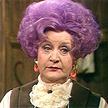 Mollie Sugden dies at 86