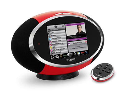 Pure's new Sensia hoping to revive the digital radio market
