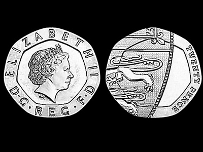 Rare 20p coin sells for £7,100