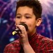 Talent star sings at Jackson memorial
