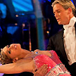 Strictly star and actress split