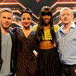 X Factor act sent home