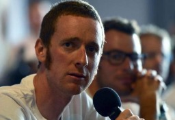 Bradley Wiggins and his lucky sideburns will be going to Olympics together