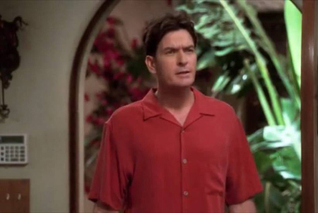 Charlie Sheen starts over with new sitcom