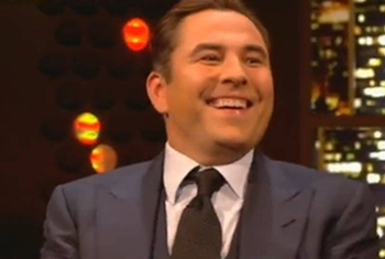 David Walliams to host new primetime show with Frank Skinner and Greg Davies