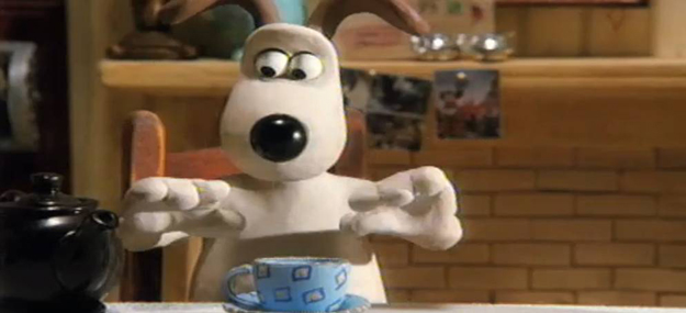 Britain's Well-Loved Sidekick Gromit Was Originally A Cat