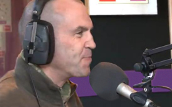 Johnny Vaughan's Daughter in tears after reading about Dad on Wikipedia