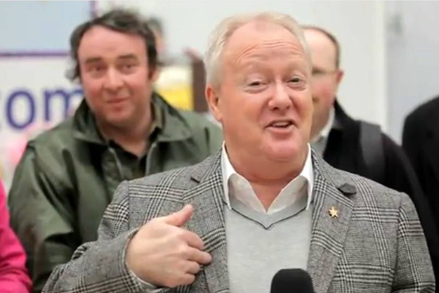 BBC presenter apologises to Keith Chegwin after tweeting harsh comment
