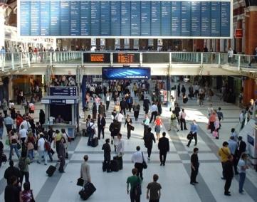 £9 billion rail improvement launched