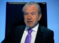 Lord Sugar on board for two more seasons of The Apprentice