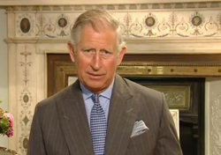 Prince Charles jokes about jetlag after he arrives in Australia