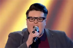 The Voice reject Sam bags singing contract after all
