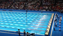 US swim coach questions Chinese swimmer's world record swim