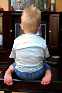 Why 'couch potato' children struggle to throw or catch