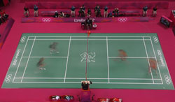 Olympic badminton players charged with trying to throw match