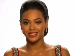 Beyonce Knowles teams up with United Nations for World Humanitarian Day