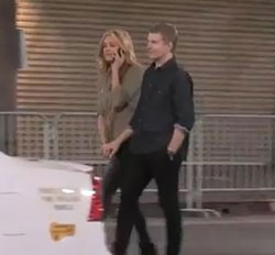 Are Patrick Kielty and Cat Deeley engaged?