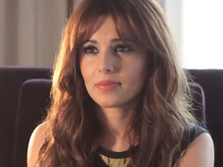 Tre Holloway's mum concerned Cheryl Cole might break her son's heart