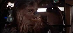 Chewbacca's 'Star Wars' head prop auctioned for £110k