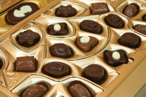 Can chocolate be healthy? Suspected good effects on blood pressure