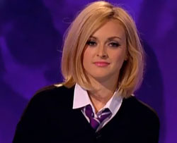 Fearne Cotton dropped off at work with a kiss by boyfriend Jesse Wood