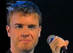 Gary Barlow thanks fans for support after death of fourth child