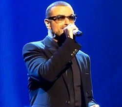 George Michael does not regret singing new single at Olympics closing ceremony