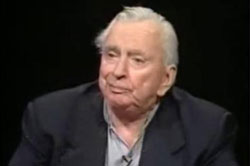 Legendary author and political commentator Gore Vidal dies