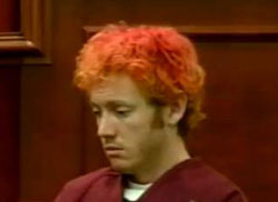 Batman killer James Holmes faced with 142 charges