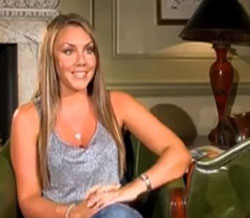 Singer Michelle Heaton has 80% chance of cancer