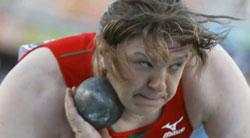 Shot-putter stripped of Olympic gold medal following drug test