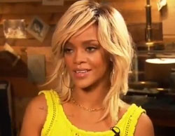 Rihanna opens up about Chris Brown assault in a teary interview