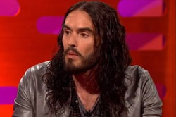 Russell Brand and Geri Halliwell dating after 'hitting it off at Olympic closing ceremony'