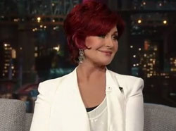 Sharon Osbourne encourages toilet habit discussion in campaign against bowel cancer