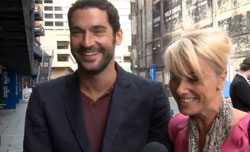 Tamzin Outhwaite and Tom Ellis welcome second daughter