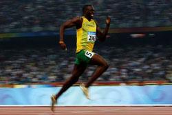 Jamaica scoop men's 200m medals while Bolt bags legendary status