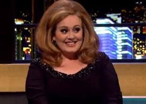 Singer Adele recording James Bond 'Skyfall' theme song?