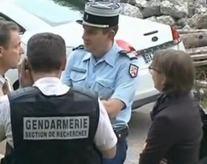 French police suspect cyclist as main target in Alps massacre
