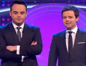 Ant and Dec's 'Red or Black' could be axed over its ratings