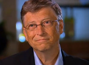 Bill Gates tops Forbes' rich list for 19th year running