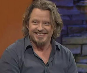 Charlie Boorman's adventures in Africa to hit TV screens this autumn
