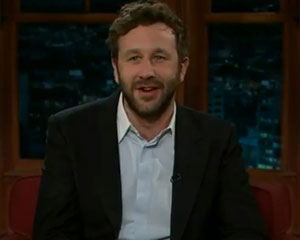 Newly wed Chris O'Dowd tweets pic of 'sexy new wife' in lingerie