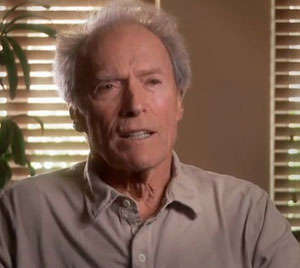 Clint Eastwood talks about his 'unorthodox' convention speech for the first time