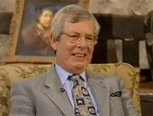 Popular broadcaster Derek Jameson dies of heart attack aged 82
